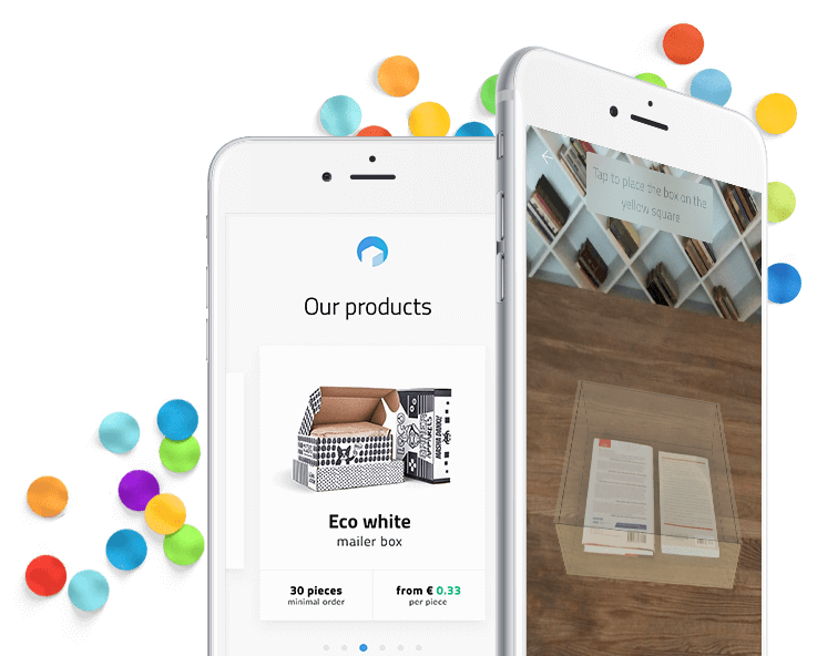 Packhelp Mobile App