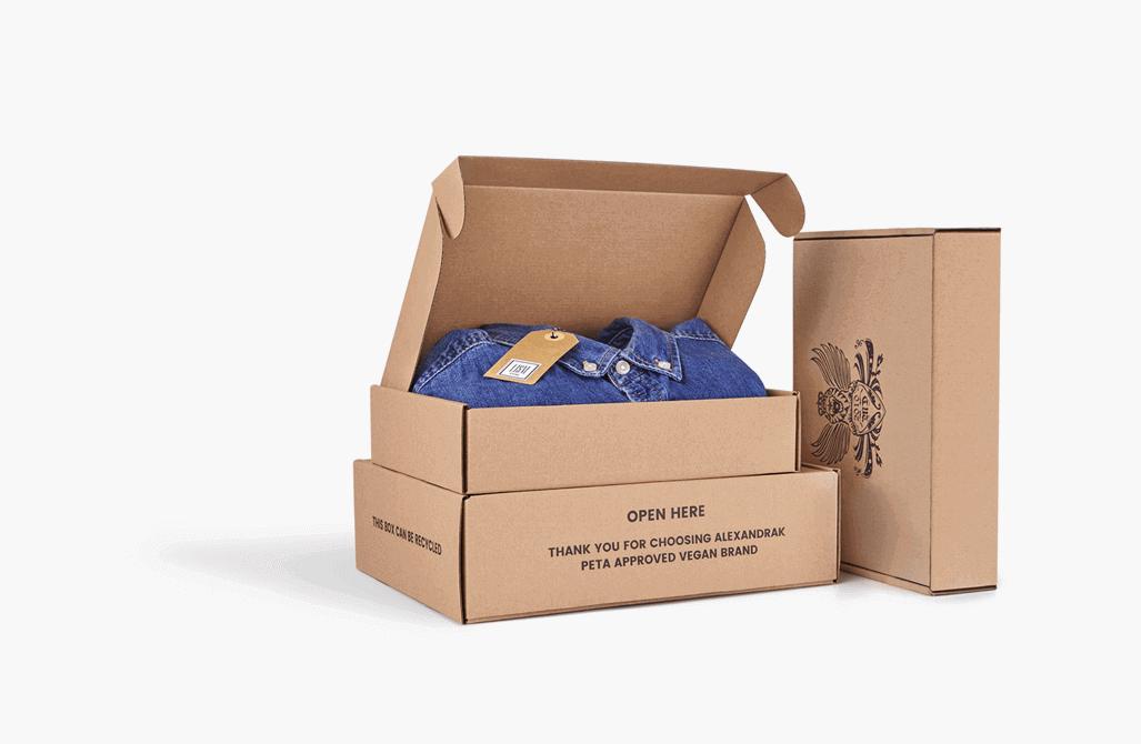 Öko-Verpackung