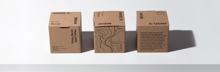 Wie macht man aus einer Verpackung eine Visitenkarte?